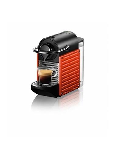 Nespresso C61 Pıxıe Red Kapsüllü Kahve Makinesi Kırmızı
